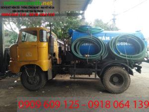 Dịch vụ thông cống nghẹt | Hotline: 0909 609 125 - 0918 064 139