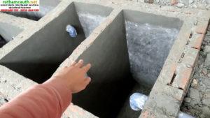Đào hầm cầu Quận 6
