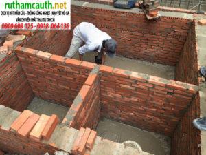 Đào hầm cầu mới tại Tphcm