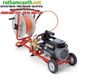 Cho thuê máy thông cống tại Tphcm