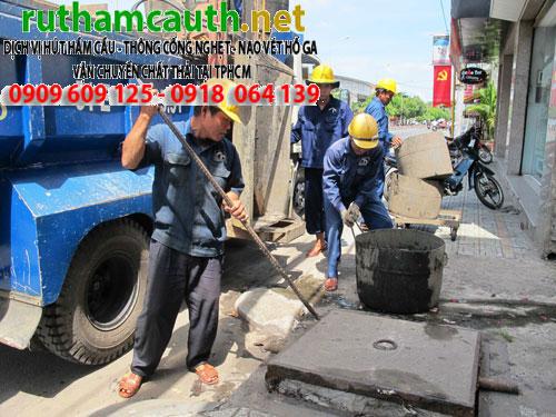 Công ty vệ sinh môi trường