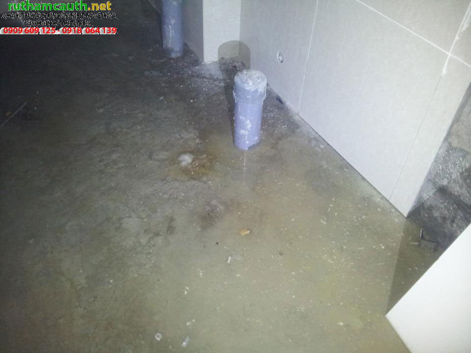 Báo giá chống thấm nhà vệ sinh Quận Bình Thạnh