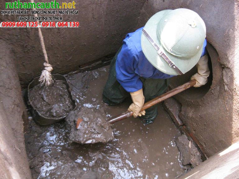 Sửa chữa hầm cầu