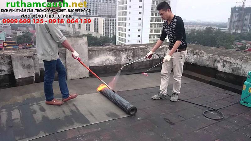 Hướng dẫn 3 cách chống thấm trần nhà bê tông mang lại hiệu quả