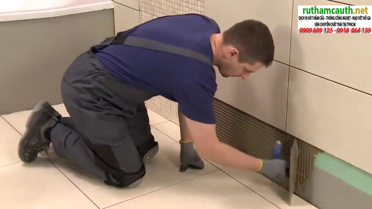 Báo giá chống thấm nhà vệ sinh huyện Nhà Bè