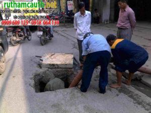 Thông cống nghẹt phường An Phú quận 2 HCM