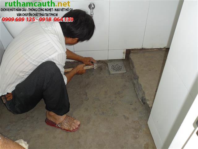 Báo giá chống thấm nhà vệ sinh