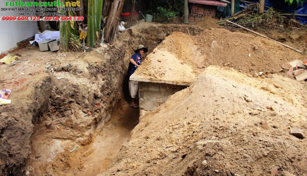 Giá đào đường thoát nước tại Tây Ninh