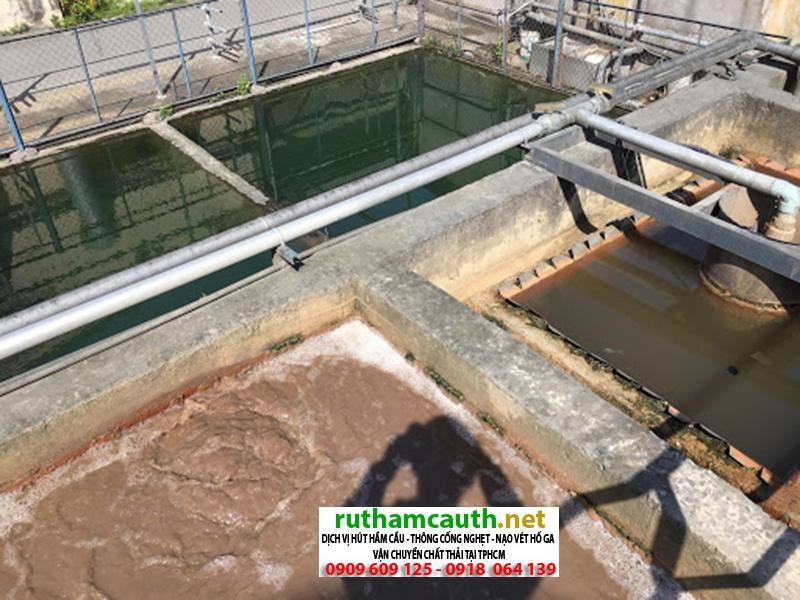Xử lý nước thải tại Tây Ninh