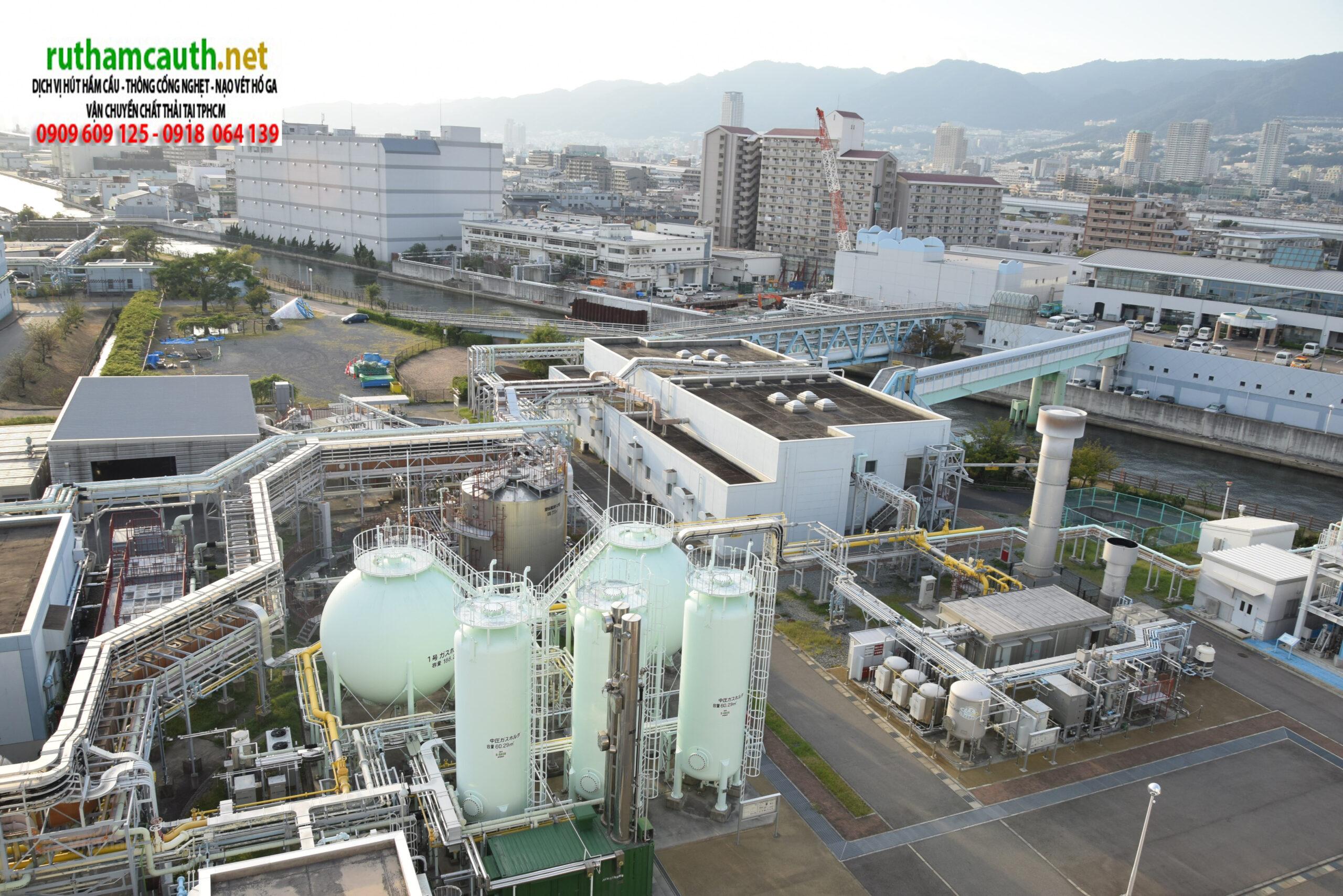 Công nghệ xử lý nước thải phổ biến nhất hiện nay tại Đồng Nai