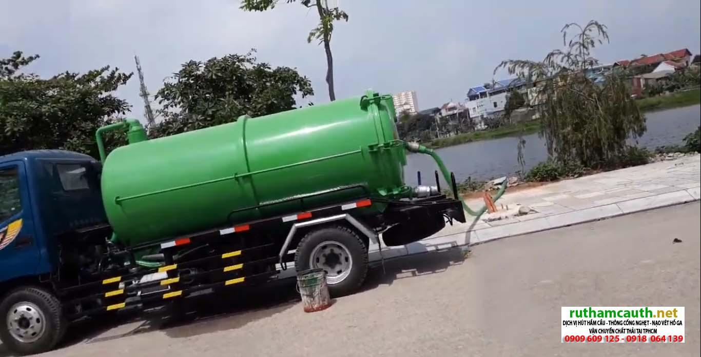 Rút Hầm Cầu Phường Phú Thuận Quận 7